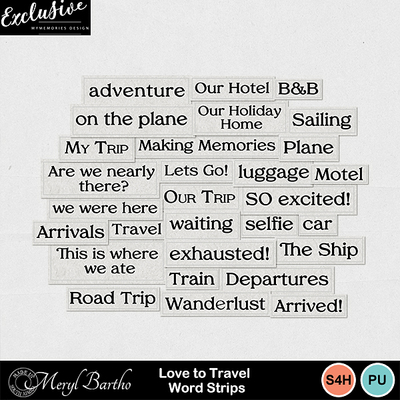 Lovetotravel_wordstrips