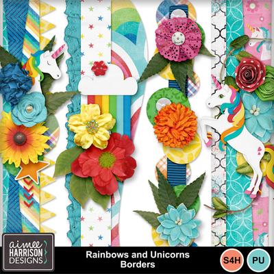 Aimeeh_rainbowsunicorns_borders