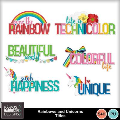 Aimeeh_rainbowsunicorns_titles