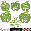Green_teacher_word_art_apples_small