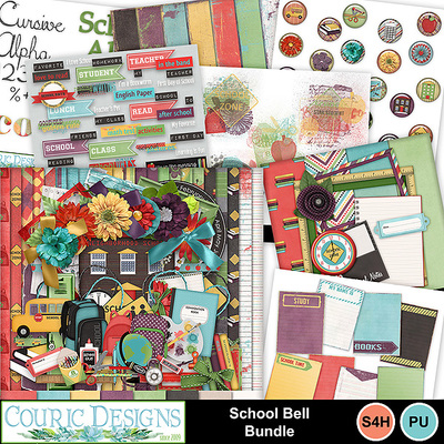 School-bell-bundle