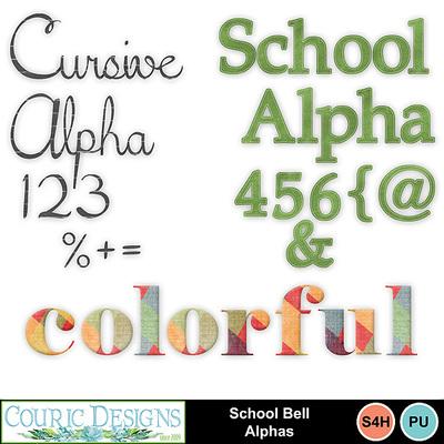 School-bell-alphas