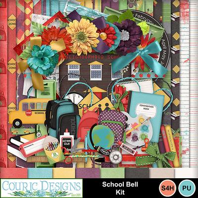 School-bell-kit