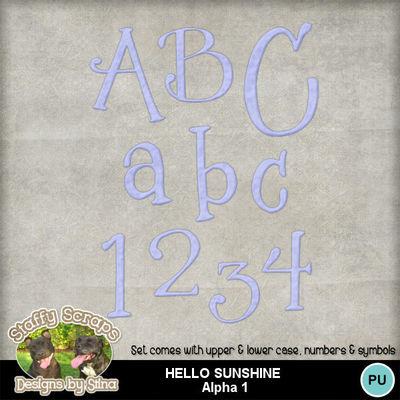 Hellosunshine13