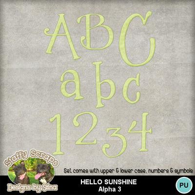 Hellosunshine15