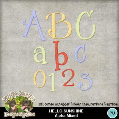 Hellosunshine17