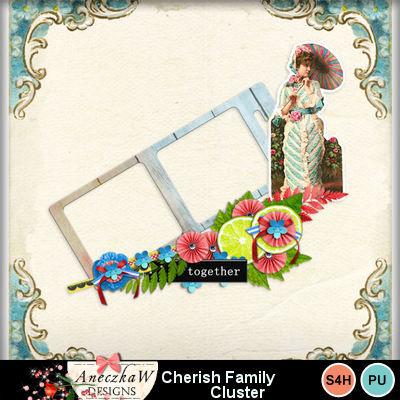 Cherish_family_cluster