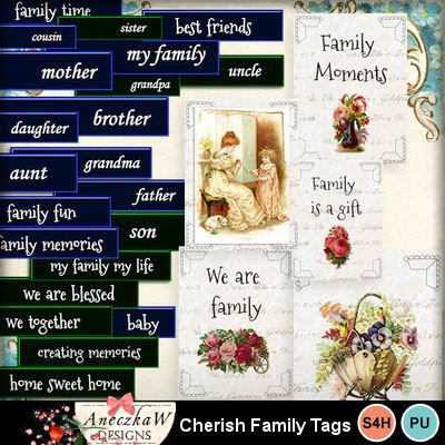 Cherish_family_tags