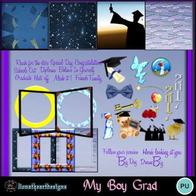 My_boy_grad