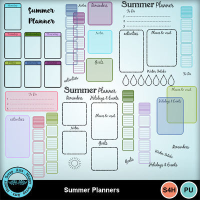 Summerplanners8