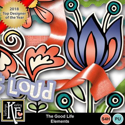 Thegoodlifeelements02