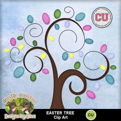 Eastertreeclipart