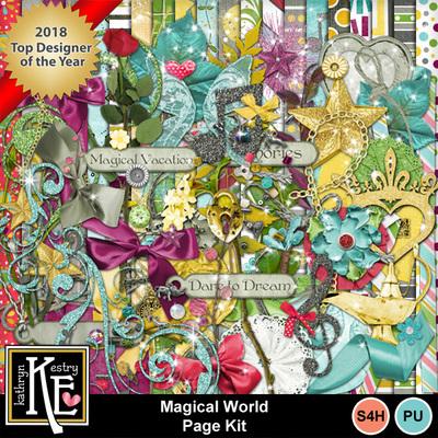 Magicalworldkit