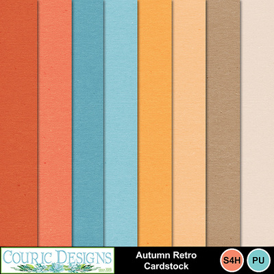 Autumn-retro-cardstock
