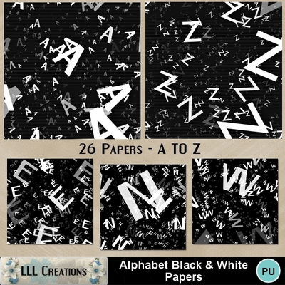 Alphabet_black___white_papers-01