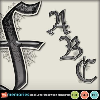 Blackletter_halloween_monograms