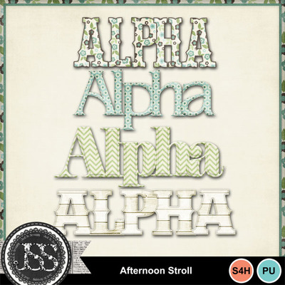 Afternoon_stroll_alphabets