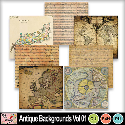 Antique_backgrounds_vol_01_preview