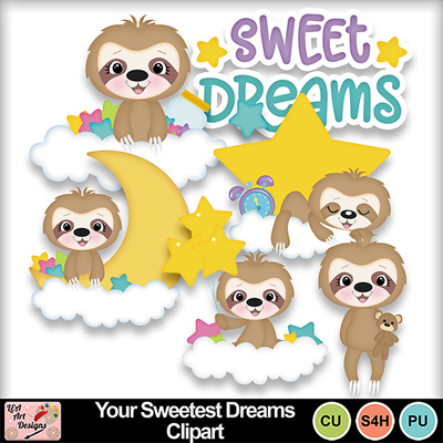 Your_sweetest_dreams_clipart_preview