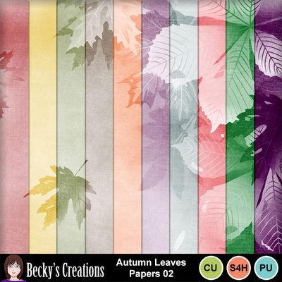 Autumn_leaves_papers_02