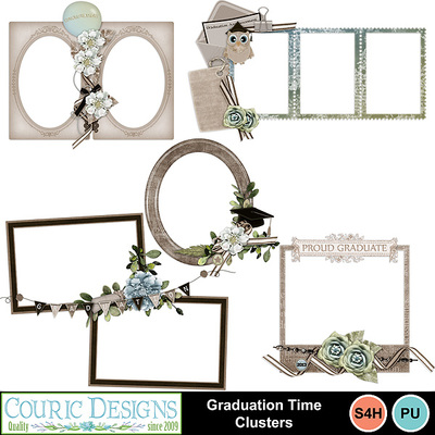 Graduation-time-clusters