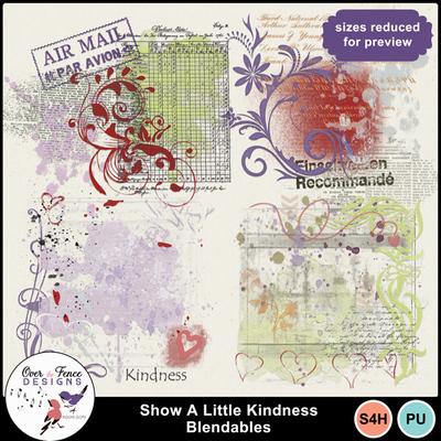 Showalittlekindness_blendables