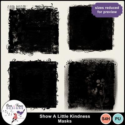 Showalittlekindness_masks