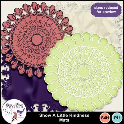 Showalittlekindness_mats