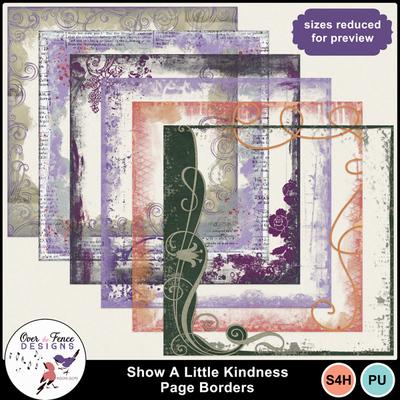 Showalittlekindness_pgborders