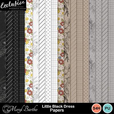 Littleblackdress_papers