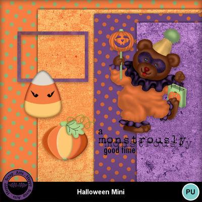 Halloweenmini