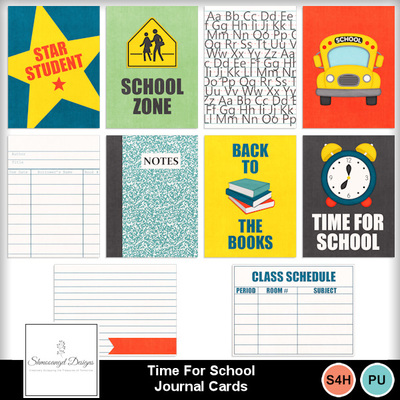 Sd_timeforschool_journals