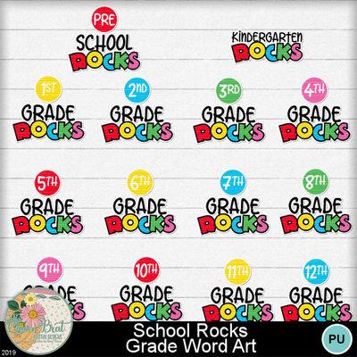 Schoolrocks_gradewordart