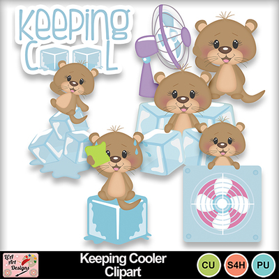Keeping_cooler_clipart_preview