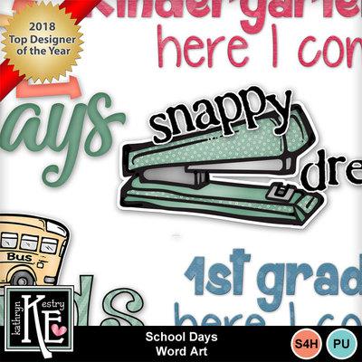 Schooldayswordart5