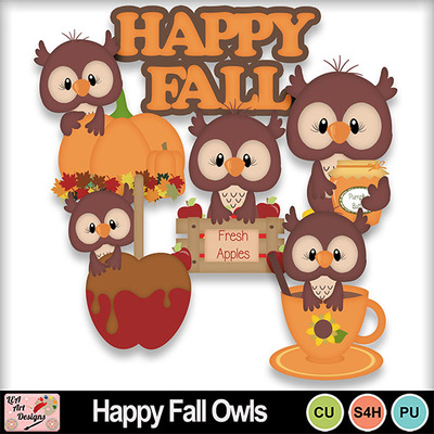 Happy_fall_owls_clipart_preview