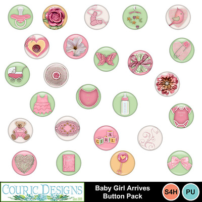 Baby-girl-arrives-buttons