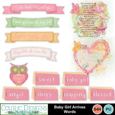 Baby-girl-arrives-words