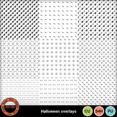 Halloweenoverlays