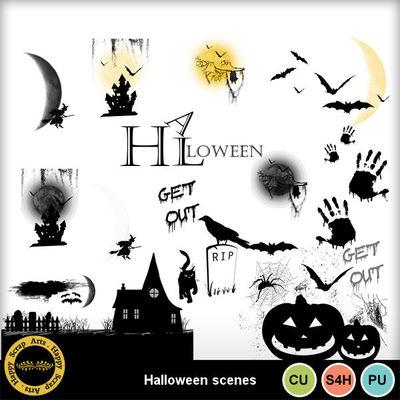 Halloweenscenes