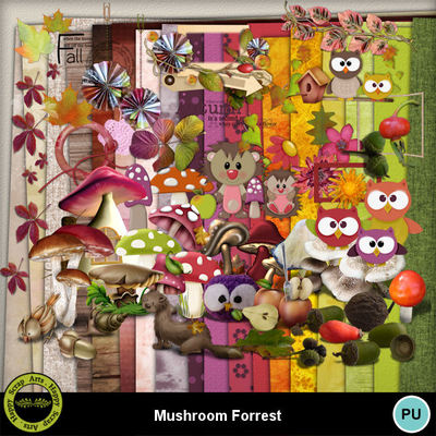 Mushroomforrestpv