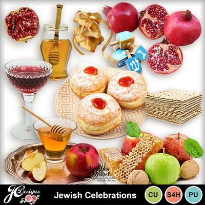 Jewish-celebrations-set-1