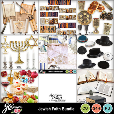 Jewish-faith-bundle