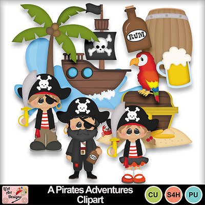 A_pirates_adventures_clipart_preview