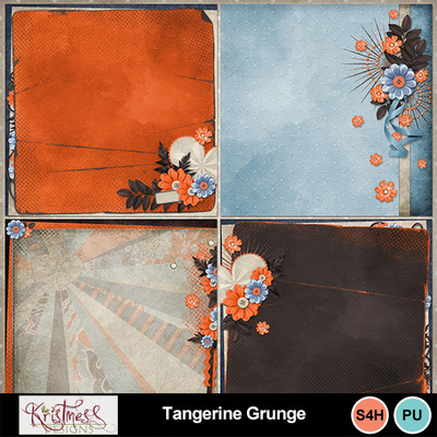 Tangerinestacked