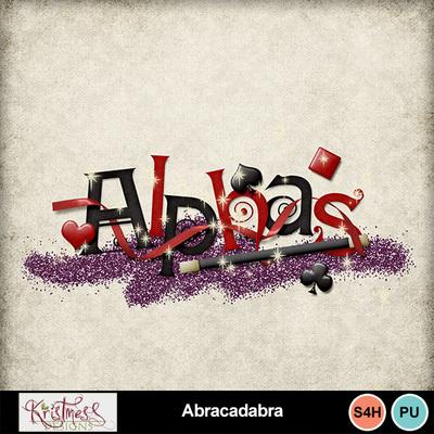 Abracadalphas