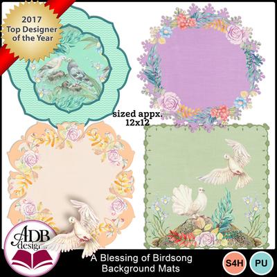 Blessing_birdsong_mats