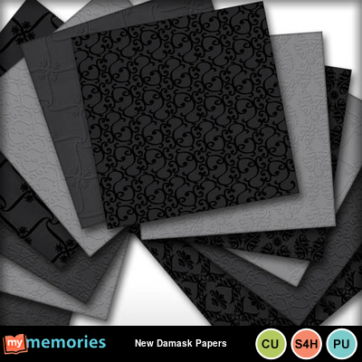New_damask_papers