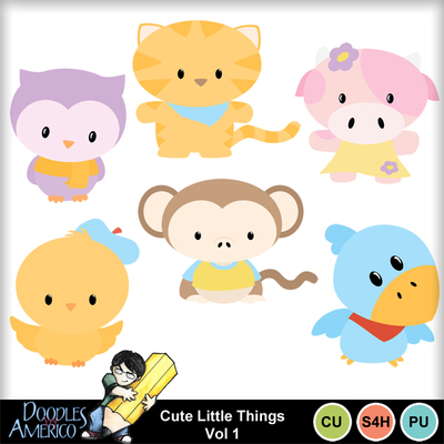 Cutelittlethingsvol1
