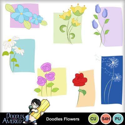 Doodlesflowers